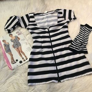 Other - Women's jail bait costume